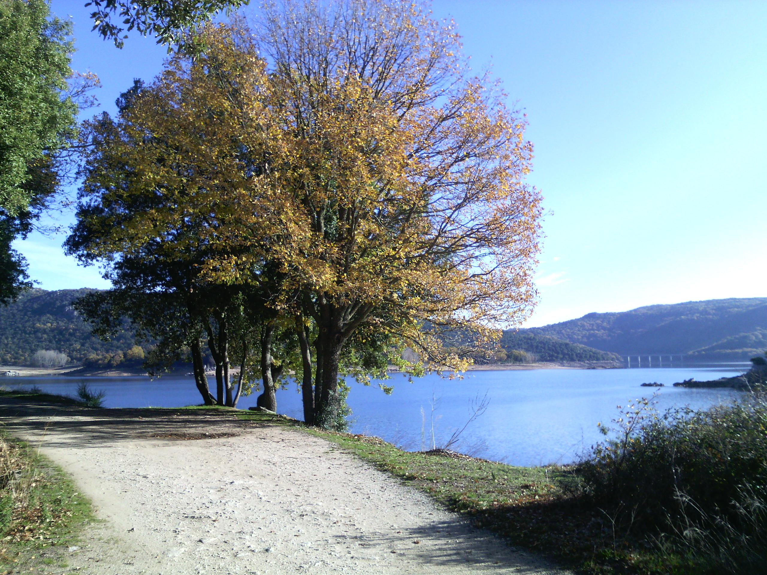 Lago di Gusana, Gavoi (Sardegna)